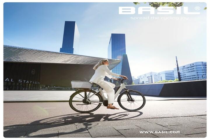 Basil: making cycling more enjoyable